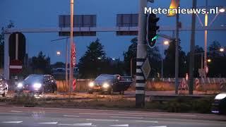 Zuidelijke ringweg zes week afgesloten in Groningen