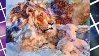 Effet Mandela - Ésaïe 11:6 II (Le Lion et l'Agneau)