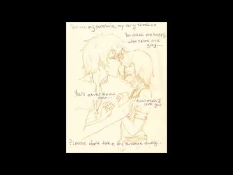 You Are My Sunshine - Elizabeth Mitchell /Nightcore