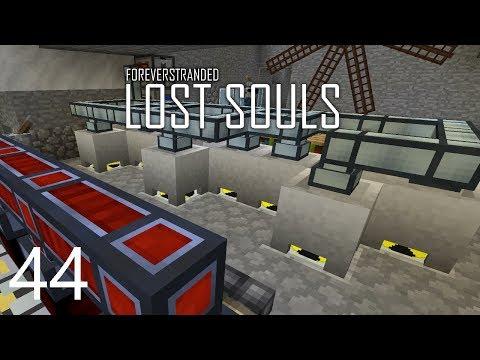 Forever Stranded Lost Souls - MORE POWER [E44] (Modded Minecraft)