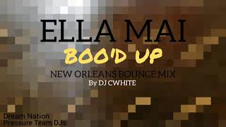 Boo'd Up - Ella Mai (New Orleans Bounce Mix) by DJ Cwhite Video