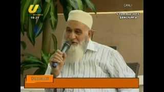 2015 yılı Kur'an Aşıkları Derneği iftar öncesi Kanal Urfa / ŞANLIURFA