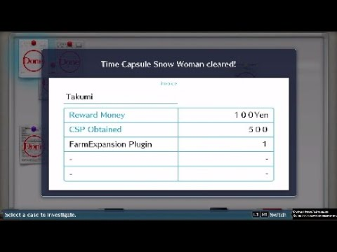 Digimon Story: Cyber Sleuth - Time Capsule Snow Woman