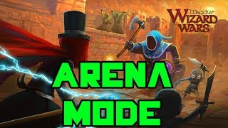 Magicka Wizard Wars: Arena 1v1 Mode!