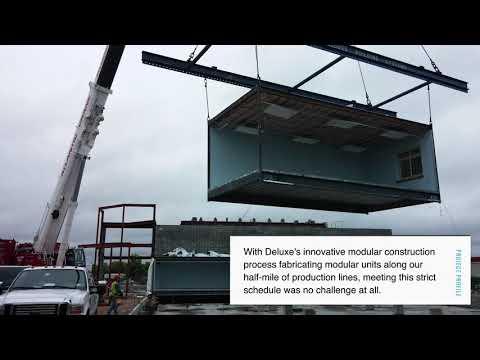 Riverhead Charter School  – Modular Construction Project Profile
