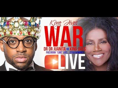 LIVE!! 🔥 7/31/17 Juanita Bynum WAR, the Cover Up, The Lies vs King Jives