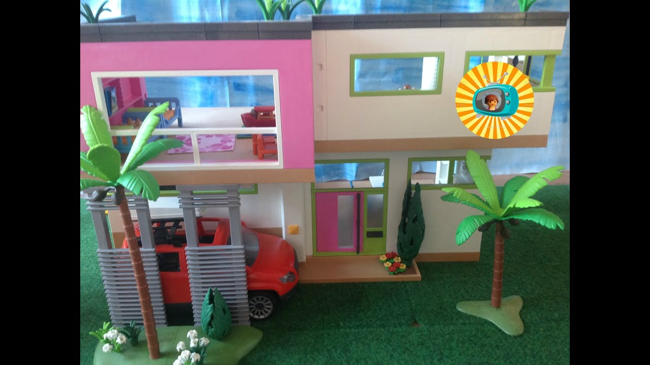 Playmobil Schlafzimmer Luxusvilla | Playmobil Luxusvilla In ...