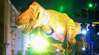USJ NEW [ UNIVERSAL SPECTACLE NIGHT PARADE ] [3/4] Jurassic float June 1, 2018