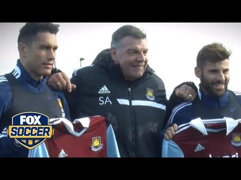 Sam Allardyce confirmed as new England manager