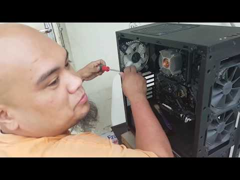 HOW TO CLEAN THE CPU |CLEANING CPU| COMPUTER