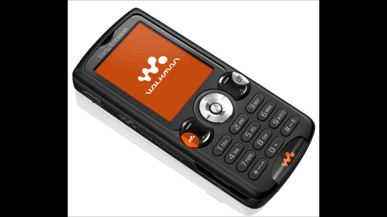 Sony Ericsson W810i Ringtone - Being True