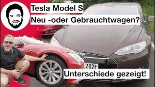 Tesla Model S Neu- oder Gebrauchtwagen? - Unterschiede gezeigt! Mit T&T Tesla!