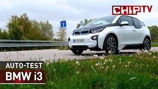 BMW i3  - Elektroauto im ersten Test deutsch | CHIP