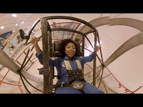 Aerospace Engineer Tiera Fletcher's career in 360° VR | The Female Planet | Episode 3