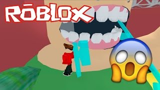 HE'S GUNNA EAT ME! | Roblox - Escape The Diner Obby