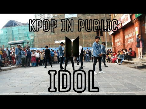 [ KPOP IN PUBLIC CHALLENGE ] BTS (방탄소년단) - IDOL Dance Cover By YOUTH FAMILY [ NEPAL ]