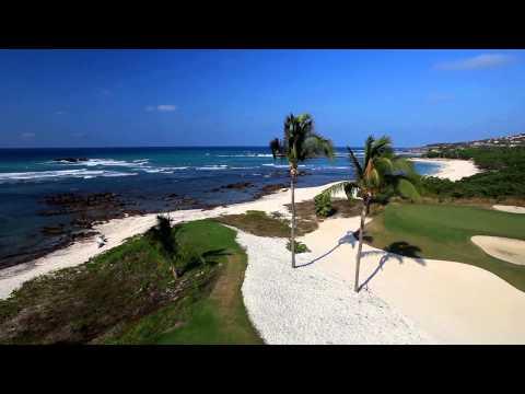 GOLF - Punta Mita Pacifico Golf Course / Campo de Golf Punta Mita Pacífico
