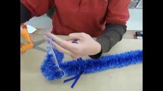 Crankin' Out Crafts -ep239 Two-Straw lei