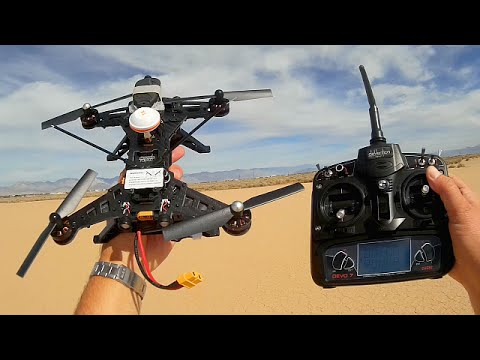 Walkera Runner 250 FPV Racing Drone Review