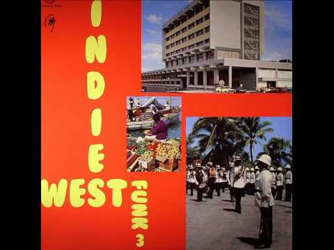 Johnny Hackworth's Caribbean Sound - Sandy beach