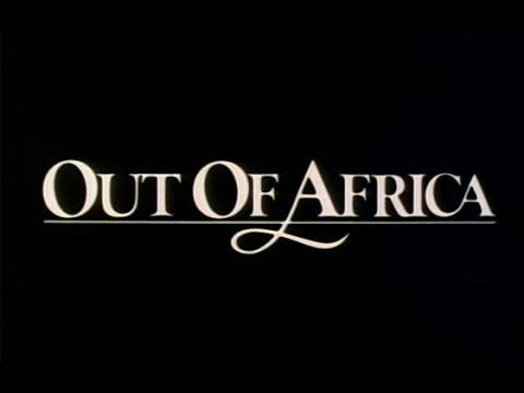 Out Of Africa - Bande Annonce (VOST) Mp3