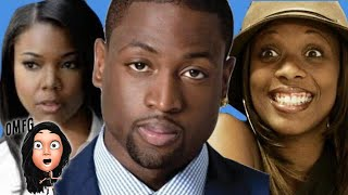 """Dewyane Wade, Gabrielle Union the Truth about the Slip Up of """"She"""" 