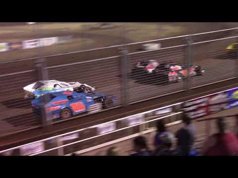 Tim Cecil Heat Race 2 Southern Oregon Speedway 9.2.17