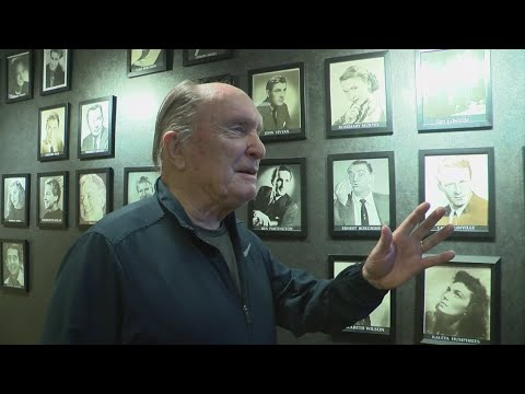 Actor Robert Duvall to speak at Barter tonight for 'An Evening with Robert Duvall'
