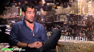 Collin Farrell Talks About His Issues With Sexting
