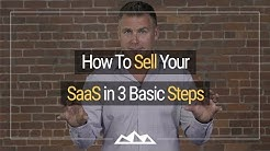 SaaS Sales Funnel in 3 Basic Steps (Especially In The Early Days)