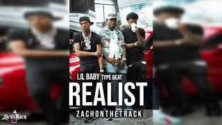 """Lil Baby X Quay Global X Streets Gossip Type Beat """"REALIST"""" [Prod. By ZachOnTheTrack]"""