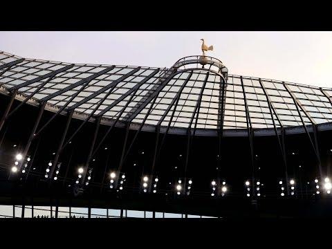 #SpursAreHome   TOTTENHAM HOTSPUR STADIUM OPENING CEREMONY
