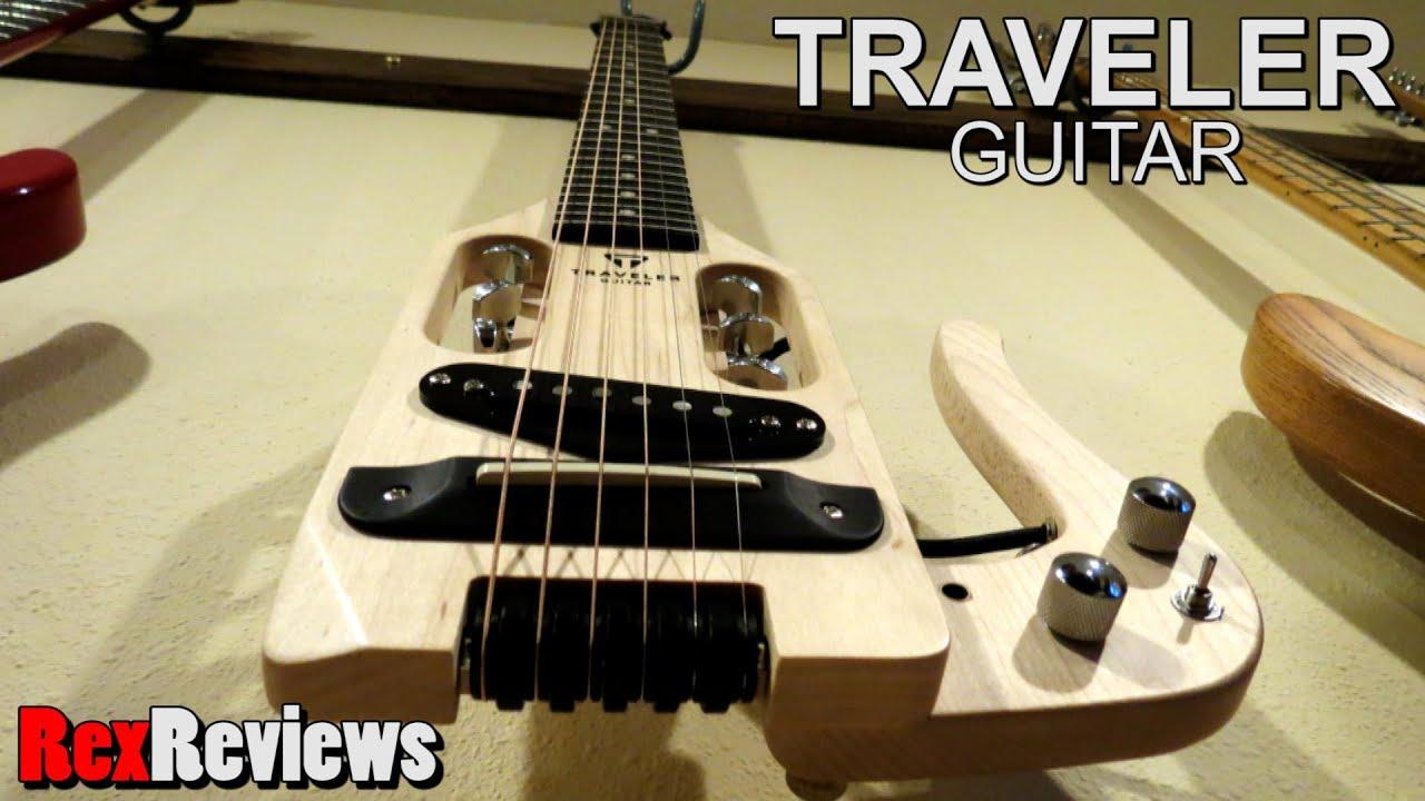 Traveler Guitar Reviews : traveler guitar pro series hybrid acoustic electric rex reviews youtube ~ Russianpoet.info Haus und Dekorationen