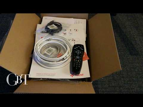 How to set up your Foxtel satellite box