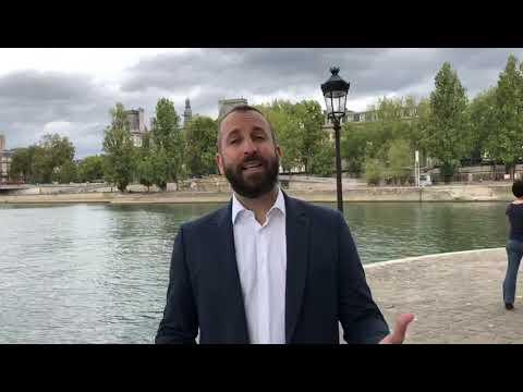 Bonjour from Julien!
