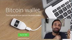 Trezor - Initial Setup and Trezor Bitcoin Wallet Review