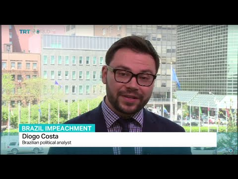 Interview with Brazilian political analyst Diogo Costa on Rousseff impeachment