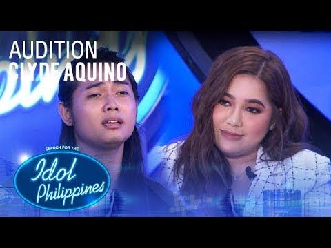 Clyde Aquino - Malaya | Idol Philippines 2019 Auditions
