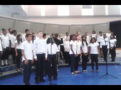 SANDY SPRINGS Middle school chorus
