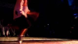 Wschodnia Strefa Tańca vol. 2 BBoying Final - Peny vs Mario