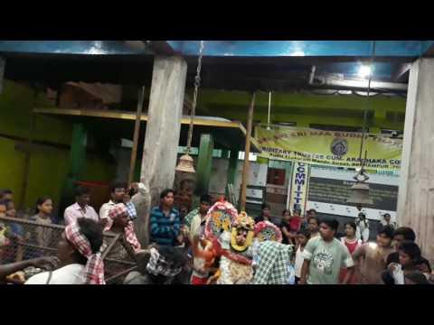 || Tiger dance || world famous|| Berhampur || Takurini Yatra ||