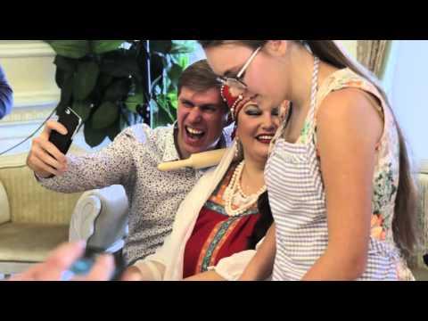 Звзды эстрады. Пельменный флешмоб. Видео Kazan Pelmeni Party 2016