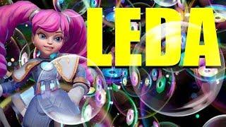Genesis Moba : Leda Gameplay | Ps4