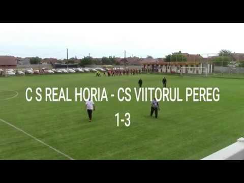 CS REAL HORIA - CS VIITORUL PEREG 1-3