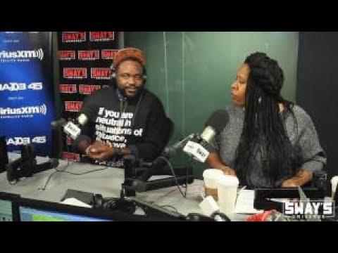SwaysUniverse! Paper Boi AKA Brian Tyree Henry Talks Atlanta on Sway in the Morning