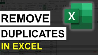 Remove Duplicate in Excel | Advanced Excel