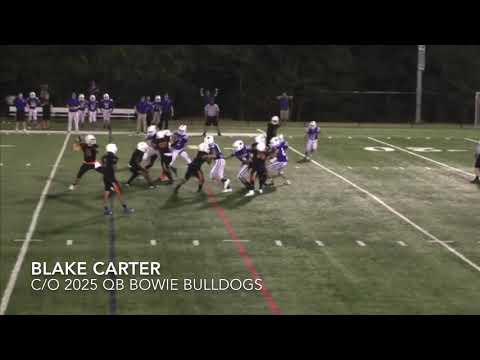 Blake Carter QB  Highlights