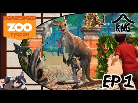 Vi Lager Dyrepark (Zoo Tycoon)