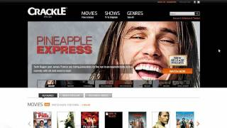 Crackle - Free Movies Online