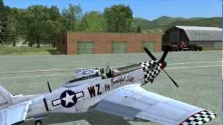 DCS P-51D Mustang 1.2.1. Kickin
